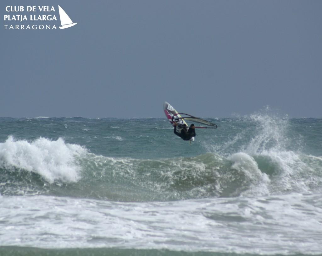 windsurf aerial