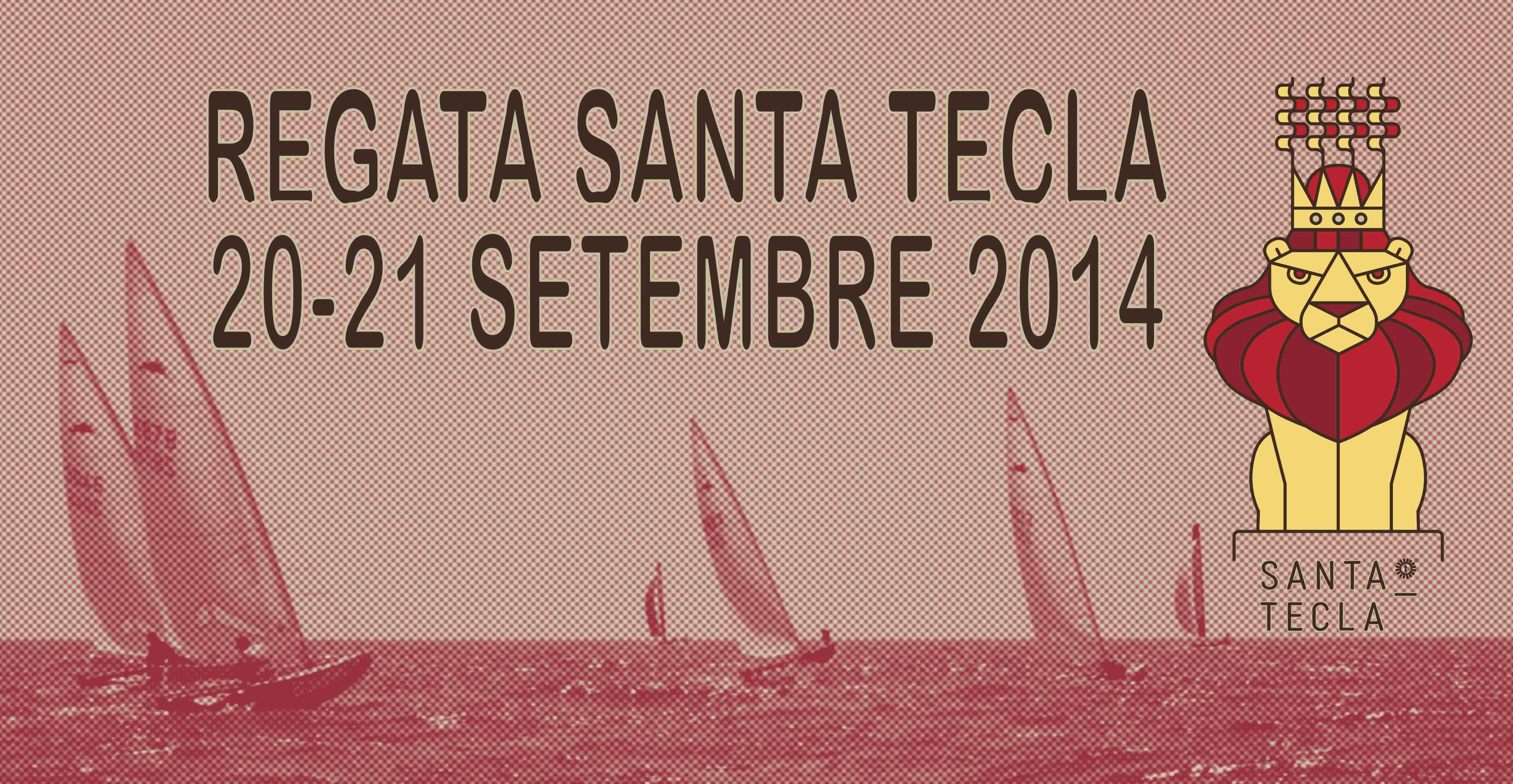 Regata Santa tecla 2014