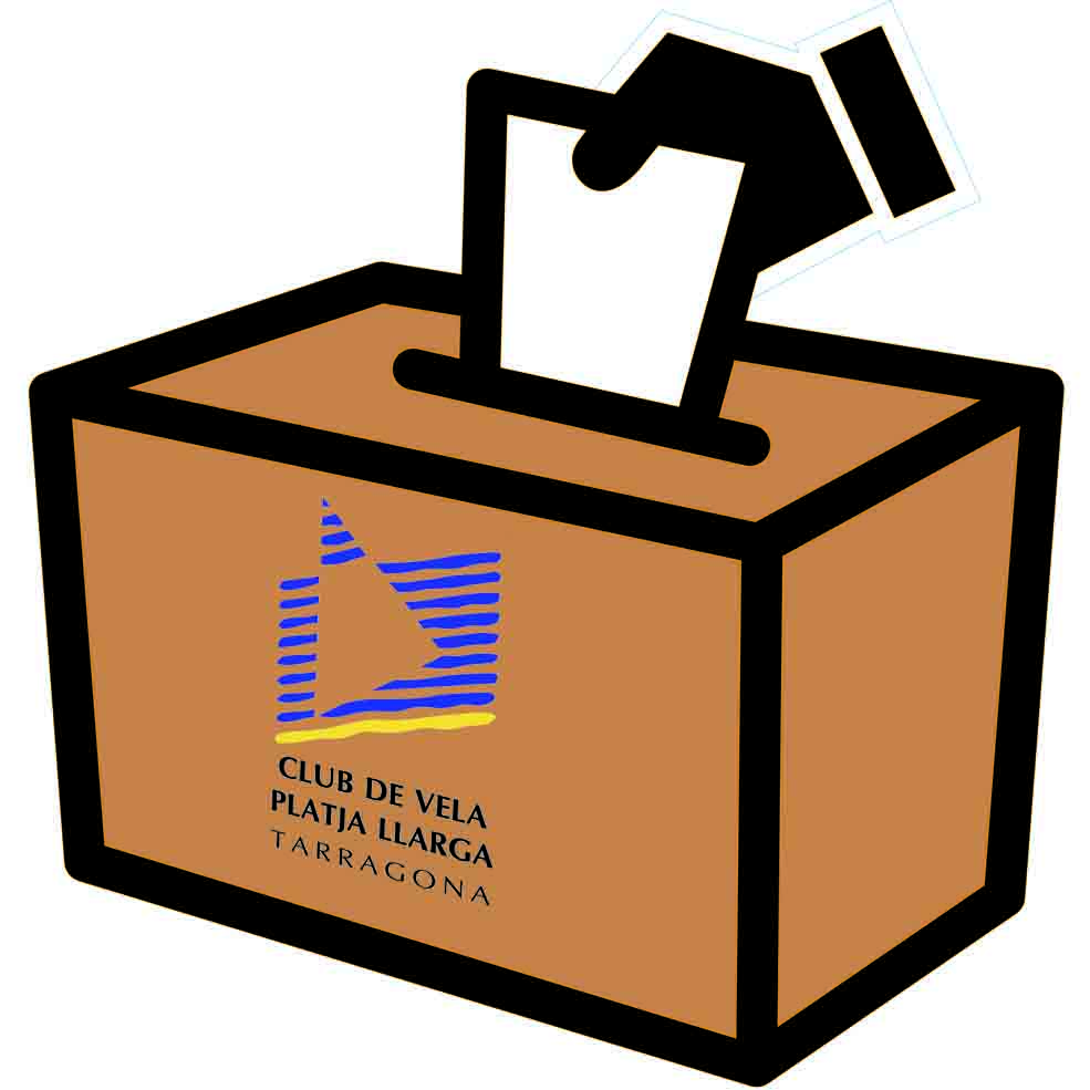 Eleccions al Club de Vela Platja Llarga