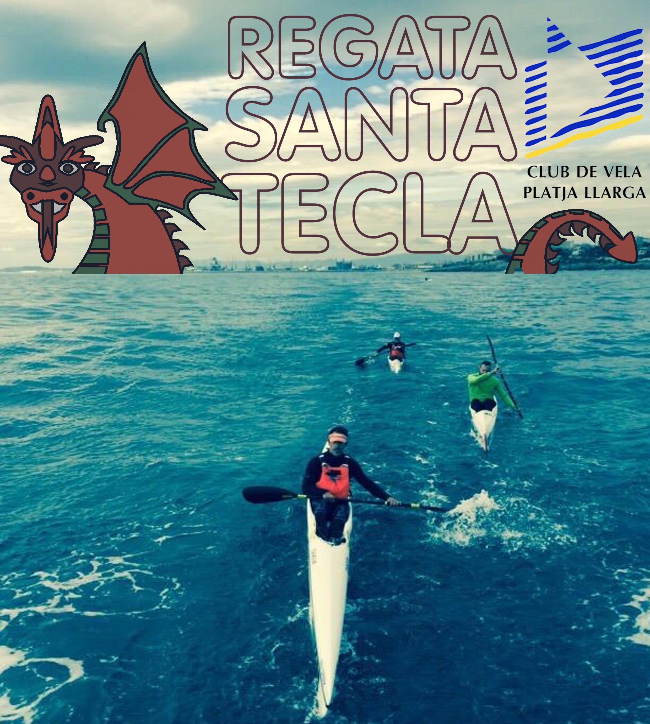 kayak santa tecla