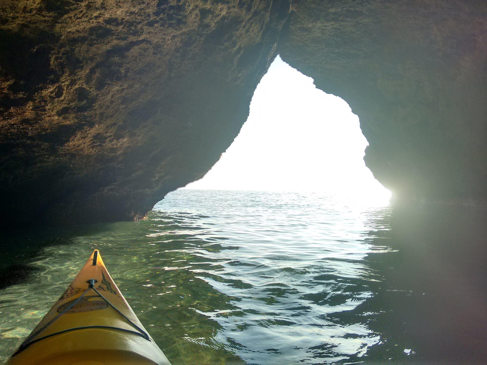 cuevas marinas tarragona