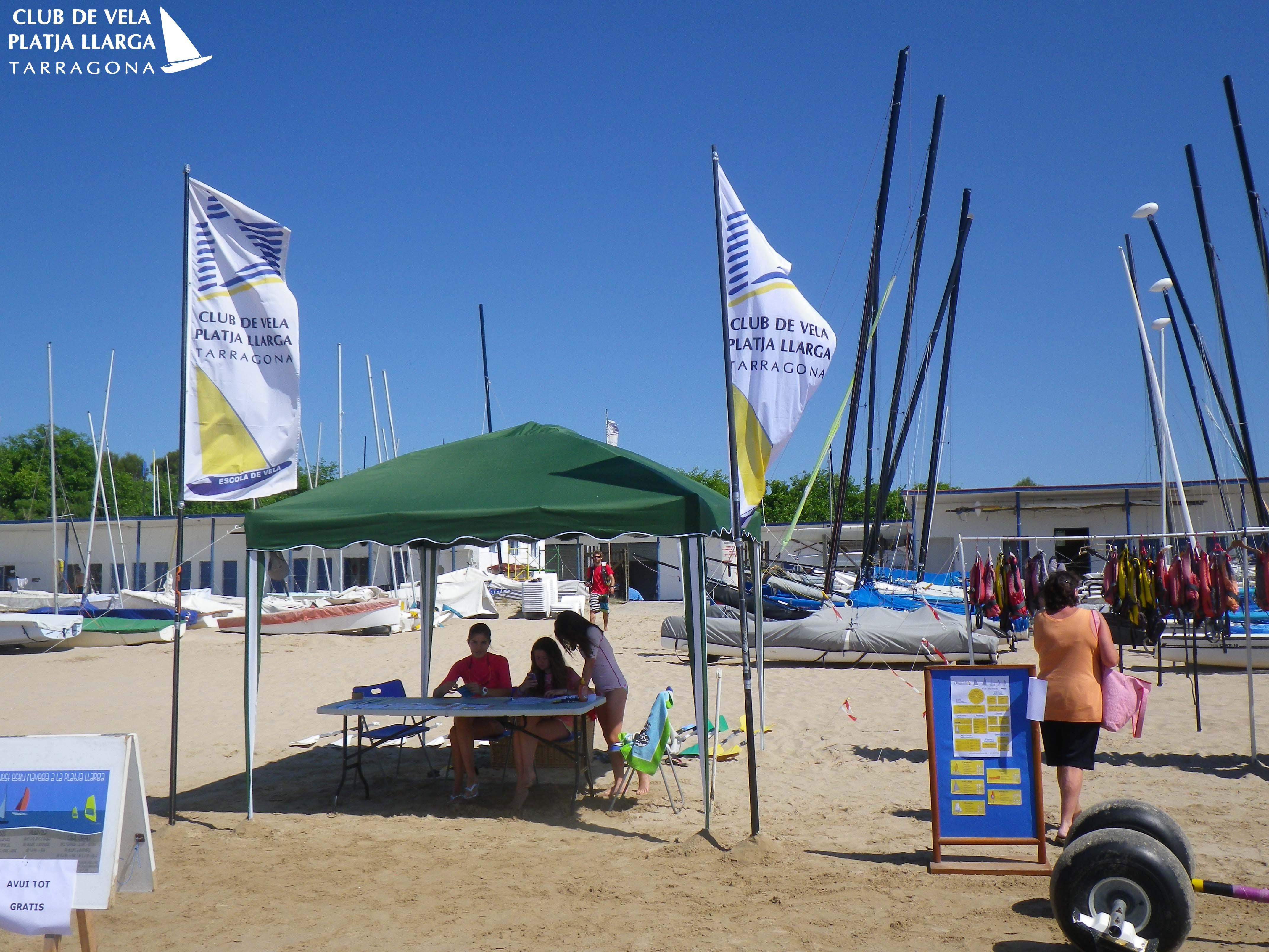 club d evela platja llarga