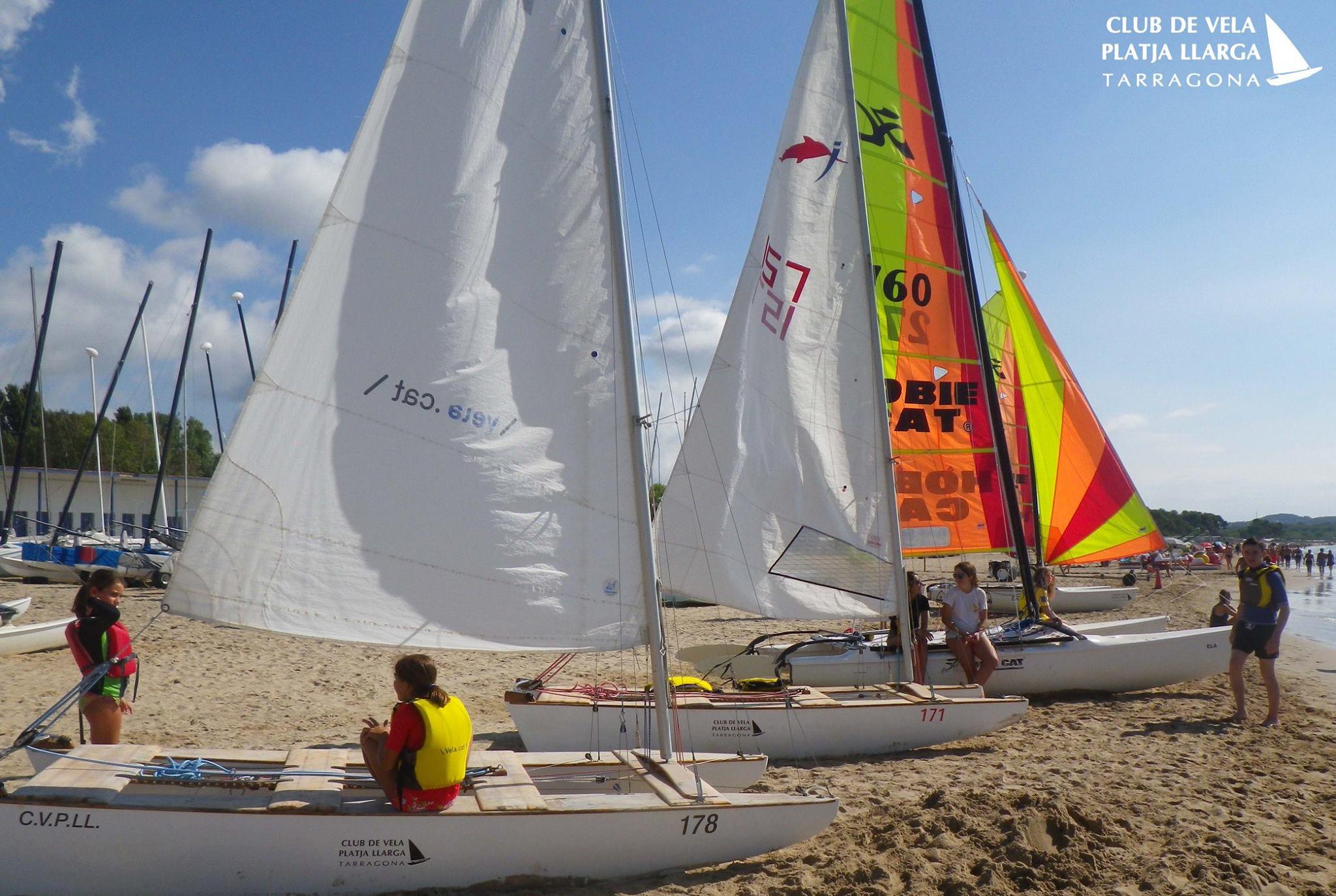 club de vela platja llarga