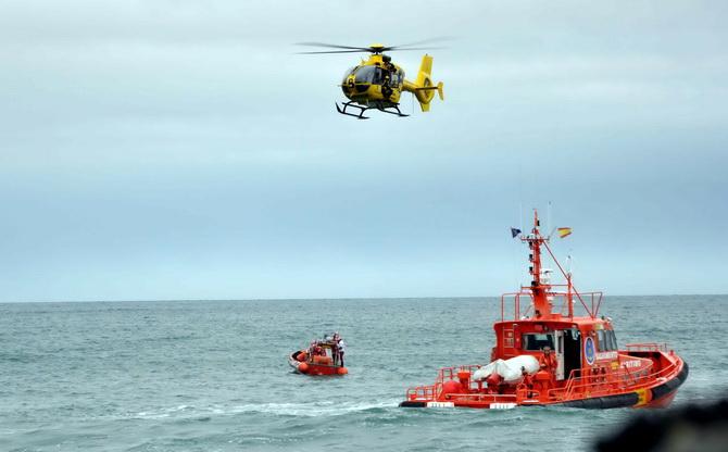 rescate maritimo 112