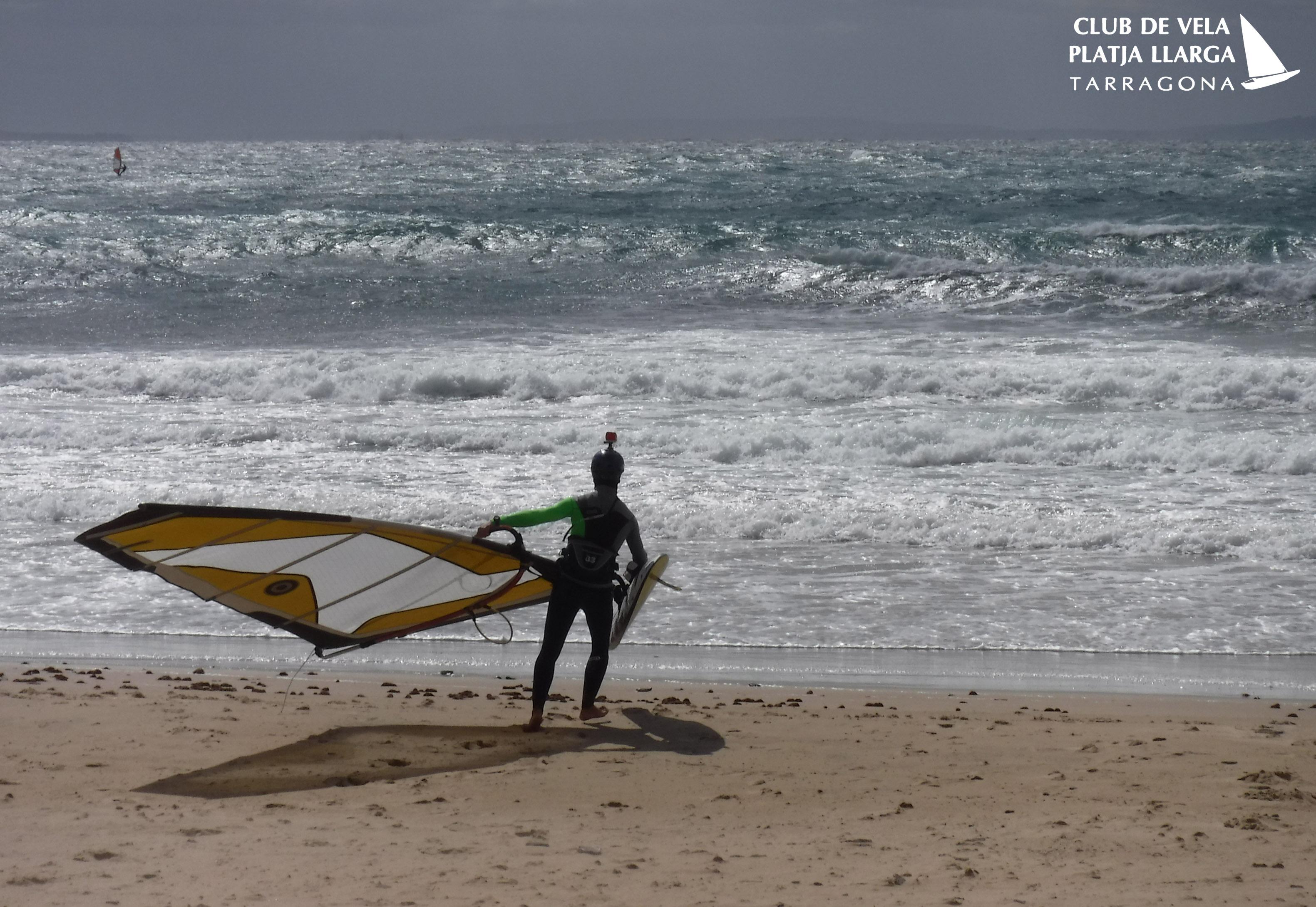 let's go windsurfing Tarifa