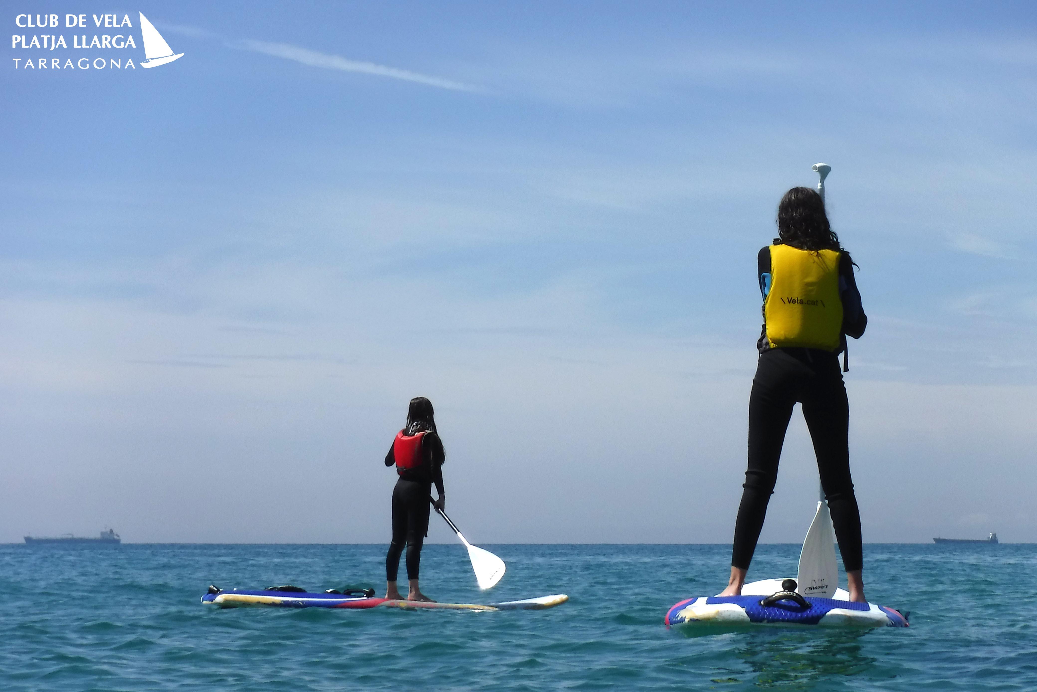 paddle surf tarragona