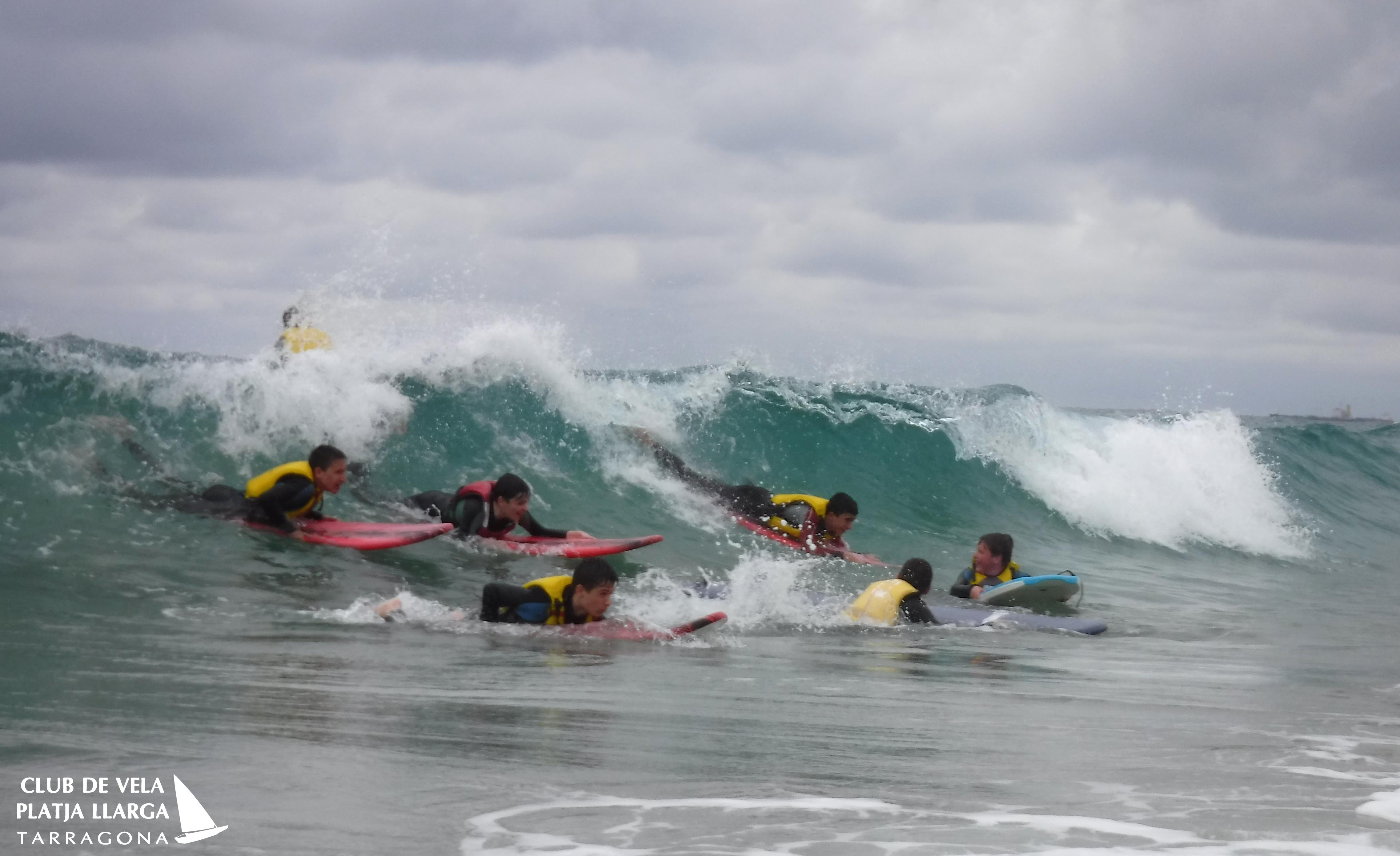 surf tarragona