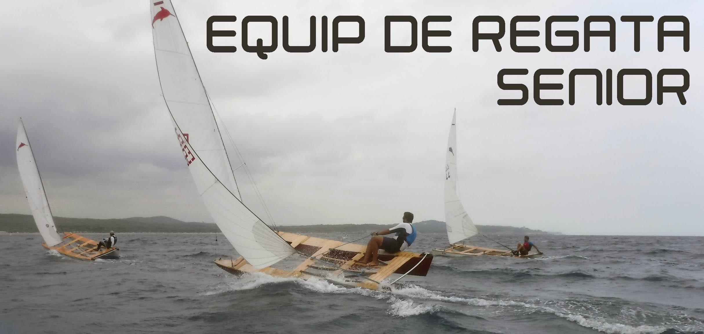 EQUIP DE REGATA SENIOR