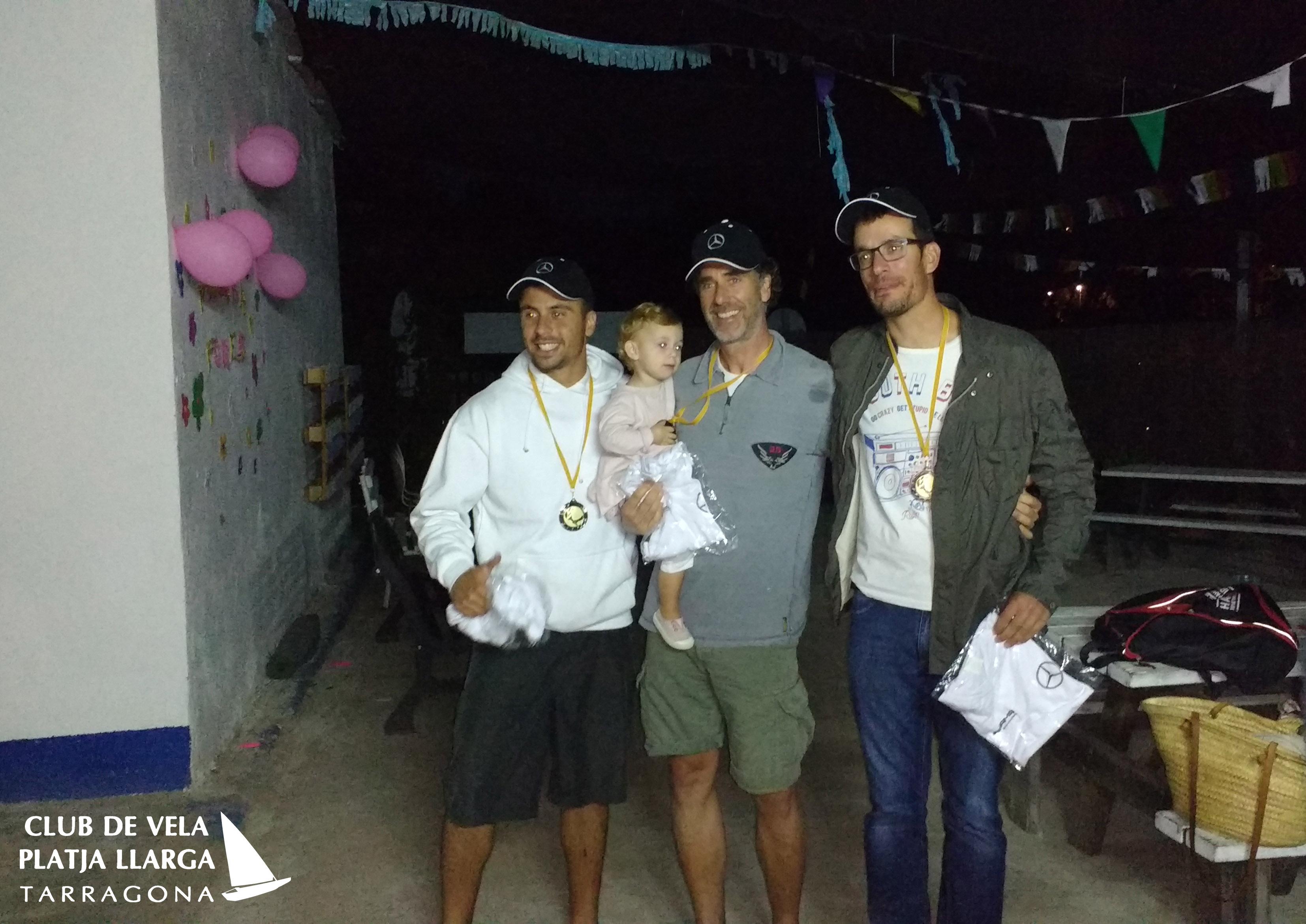 guanyadors regata caiac