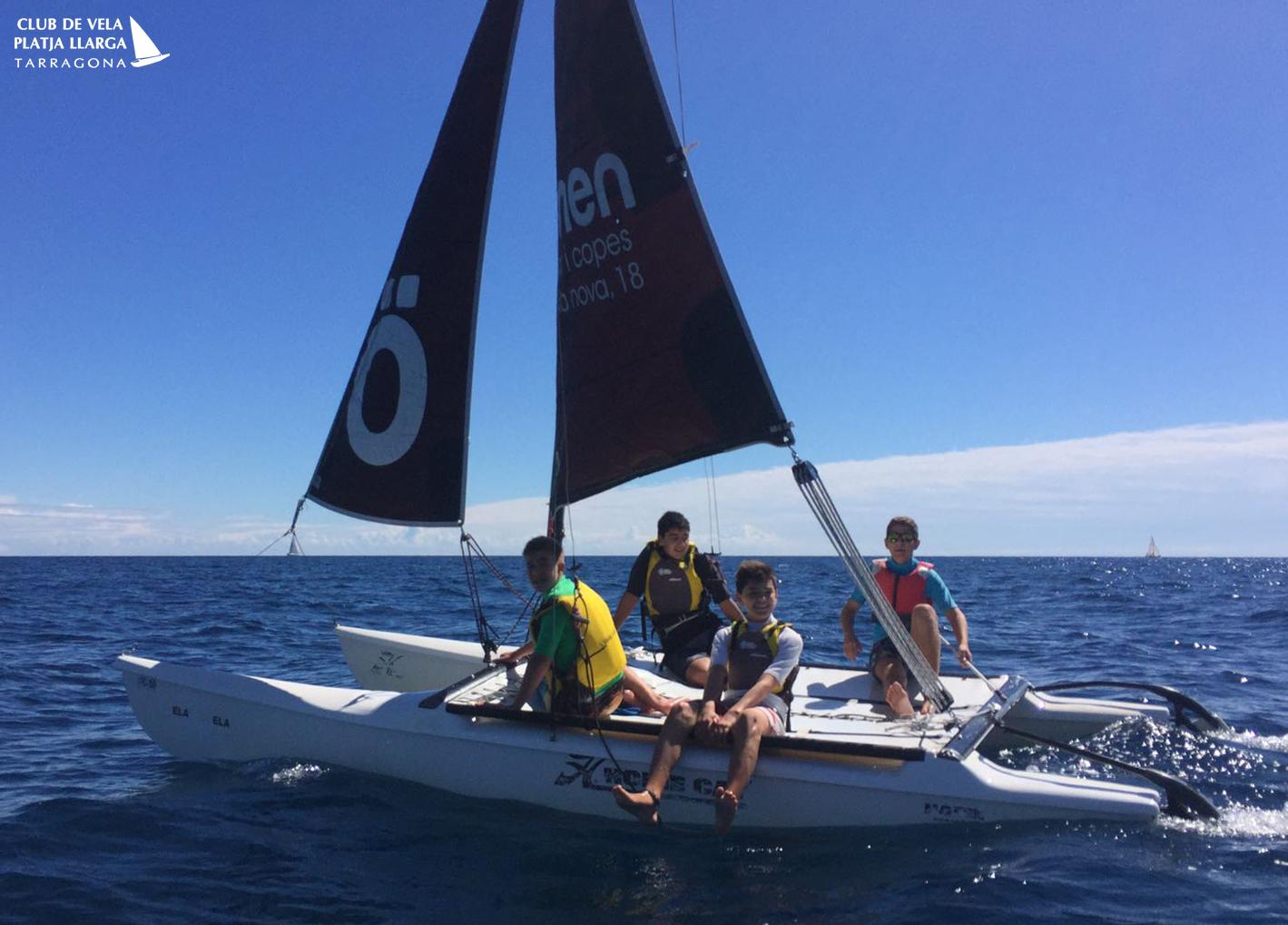 können sailing