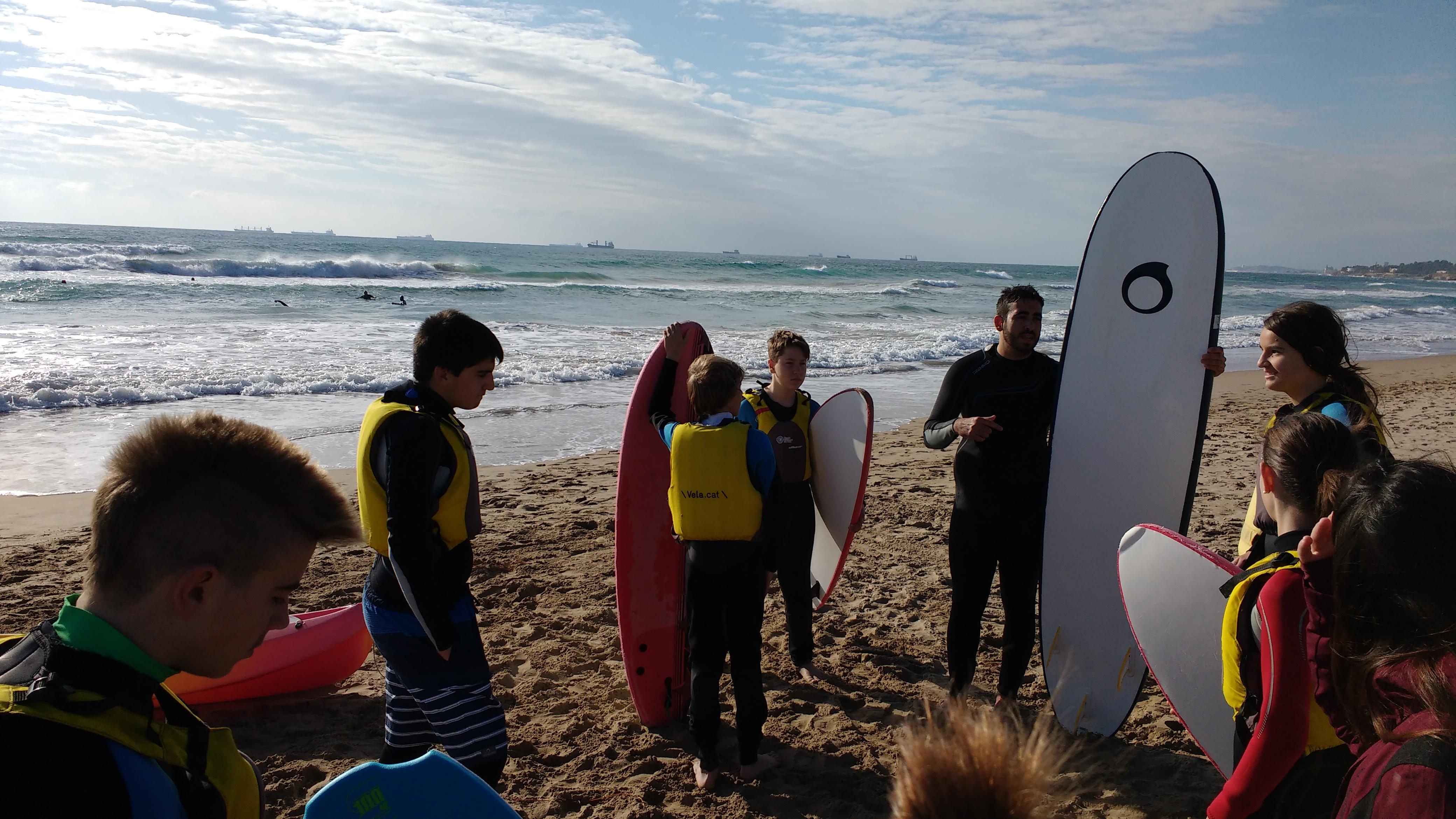 surf tarragona platja llarga